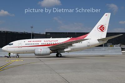2019-05-01 7T-VJR Boeing 737-600 AIr Algerie