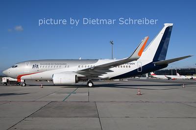 2020-11-05 PH-GOV Boeing 737-700 Dutch Government