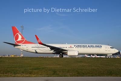 2019-03-22 TC-JYB Boeing 737-900 THY
