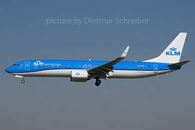 2020-02-23 PH-BXR Boeing 737-900 KLM