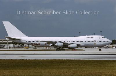 1998-10 N517MC Boeing 747-243B (SF) (c/n 23300) Iberia