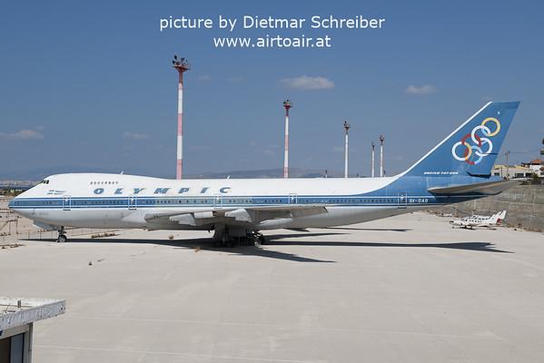 2021-09-04 SX-OAB Boeing 747-200 Olympic