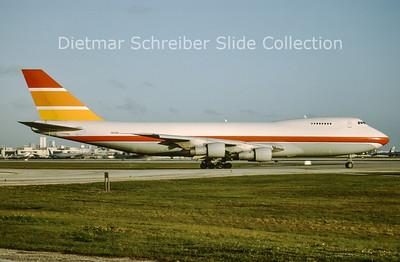 1994-02 N633FE Boeing 747-249F (c/n 22237) Air Hong Kong