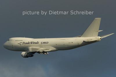2006-02-24 N524UP Boeing 747-200 Tradewinds
