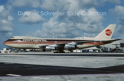 1987-07 N605PE Boeing 747-243B (c/n 20520) People Express
