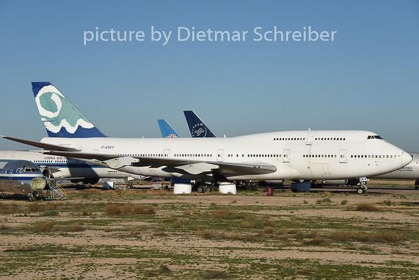 2015-02-07 F-GSKY Boeing 747-300 Corsair