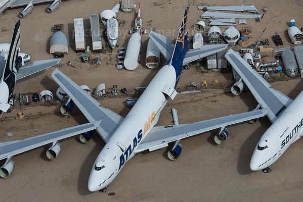 2016-03-04 N355MC Boeing 747-300 Atlas Air