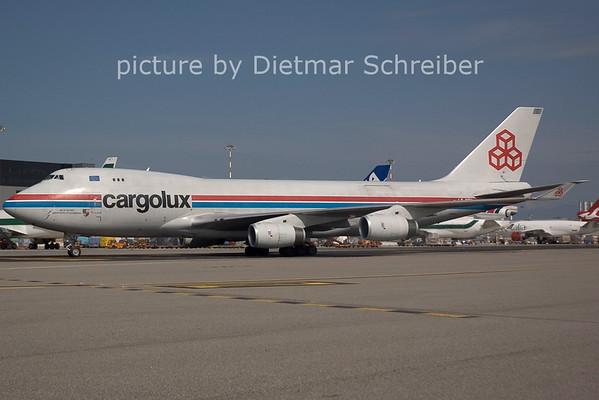 2006-07-29 LX-NCV Boeing 747-400F Cargolux