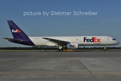 2011-07-07 N917FD Boeing 757-200 Fedex