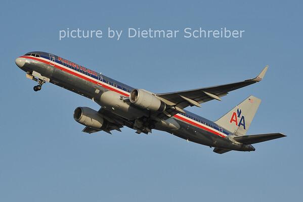 2012-05-16 N602AN Boeing 757-200 American Airlines