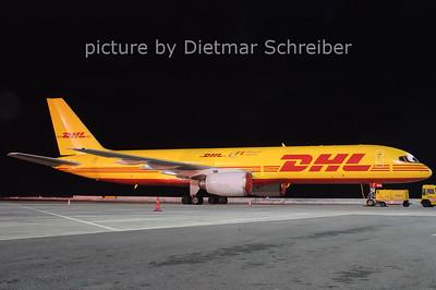 2006-01-16 OO-DPN Boeing 757-200 DHL