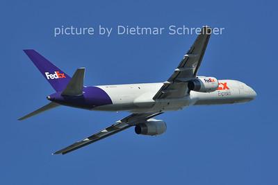2011-06-28 N923FD Boeing 757-200 Fedex