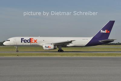 2011-06-30 N918FD Boeing 757-200 Fedex
