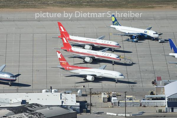 2015-02-11 N343BC Boeing 757-200 Nordwind