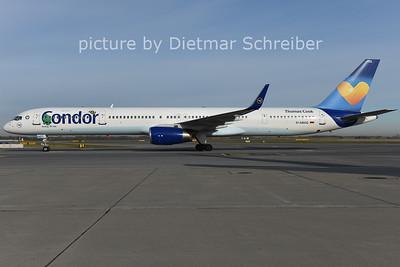 2014-12-12 D-ABOG Boeing 757-300 Condor