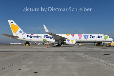 2014-08-29 D-ABON Boeing 757-300 Condor