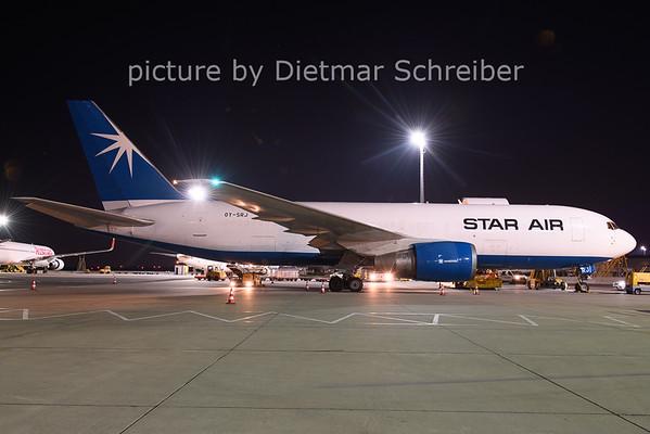 2021-04-26 OY-SRJ Boeing 767-200 Star Air