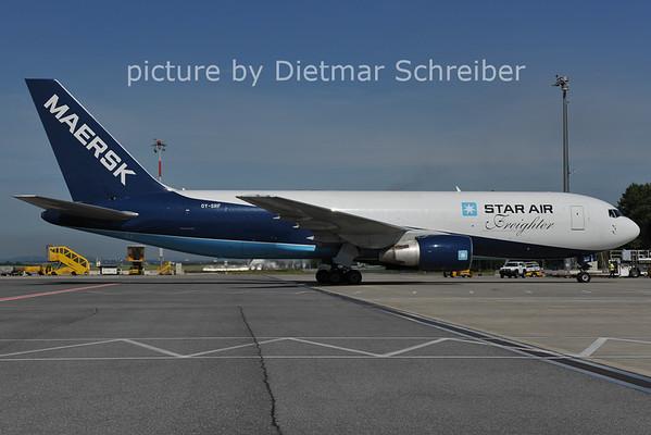 2011-06-16 OY-SRF Boeing 767-200 Star Air
