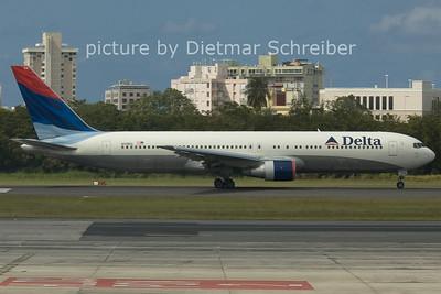 2006-02-27 N136DL Boeing 767-300 Delta AIrlines