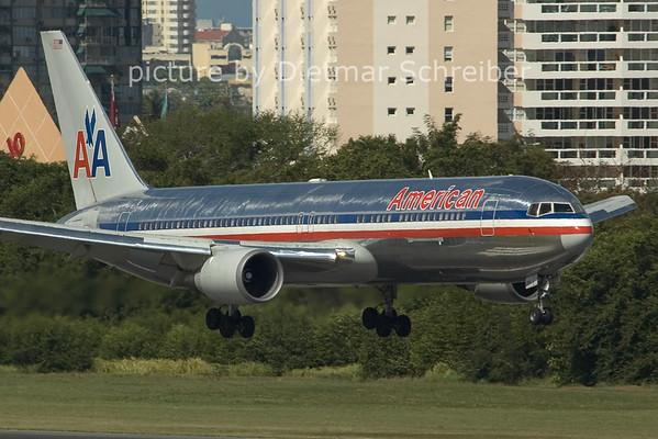 2006-02-25 N355AA Boeing 767-300 American Airlines