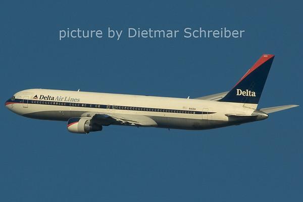 2006-02-25 N143DA Boeing 767-300 Delta AIrlines