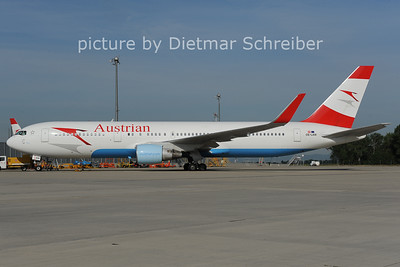 2021-06-27 OE-LAW Boeing 767-300 Austrian Airlines