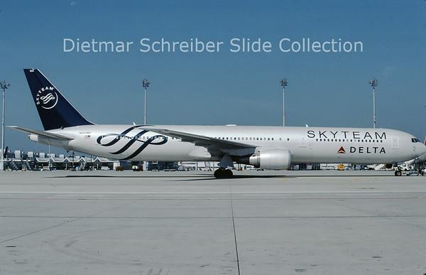 2010-07 N844MH Boeing 767-432ER (c/n 29717) Delta Airlines