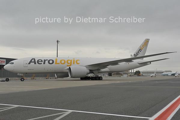 2011-07-04 D-AALF Boeing 777-200 Aerologic