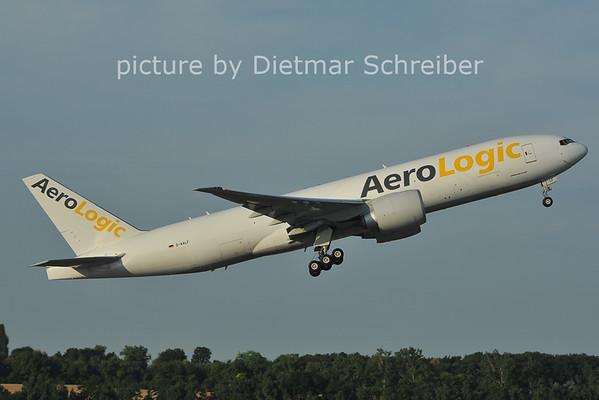 2011-07-08 D-AALF Boeing 777-200 Aerologic