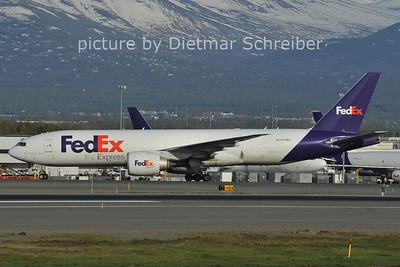 2012-05-16 N851FD Boeing 777-200 Fedex