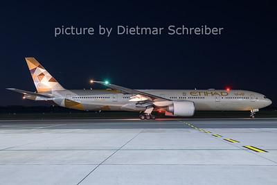 2021-04-26 A6-ETC Boeing 777-300 Etihad Airways