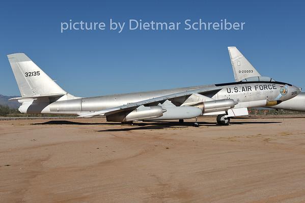 2015-02-08 53-2135 Boeing B47 USAF