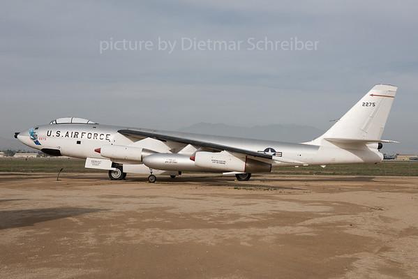 2016-03-03 53-2275 Boeing B47 USAF