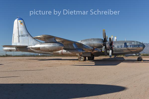 2015-02-08 0-90372 Boeing B50 USAF