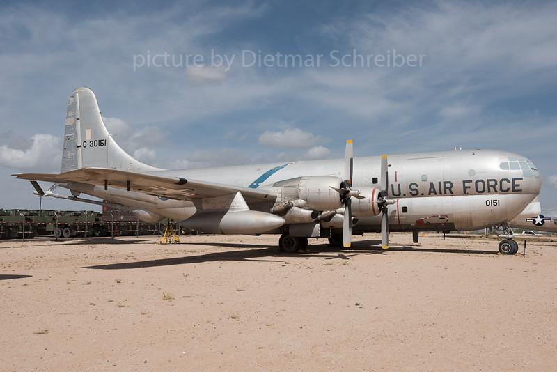 2016-03-07 0-30151 Boeing KC97 USAF