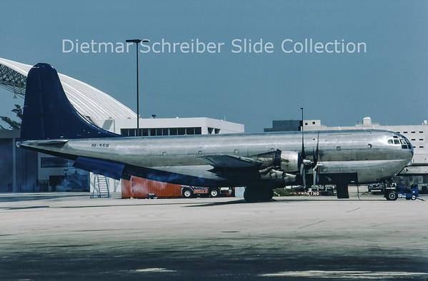 1986-03-19 HI-468 Boeing C97 Agro Air