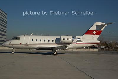 2006-12-13 HB-IKS CL600