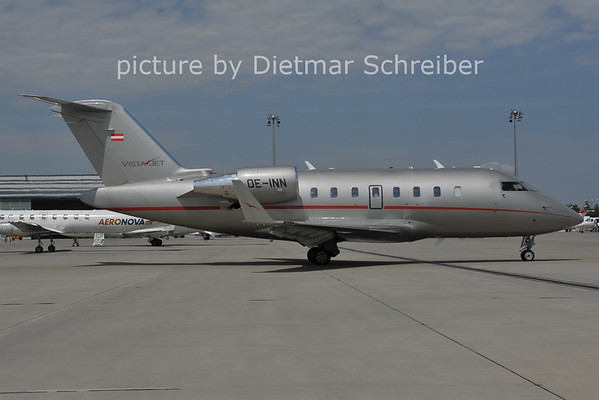 2011-07-07 OE-INN CL600 Vistajet