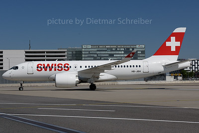 2017-06-13 HB-JBH CS100 Swiss