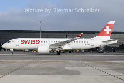 2020-01-22 HB-JCK Airbus A220-300 Swiss