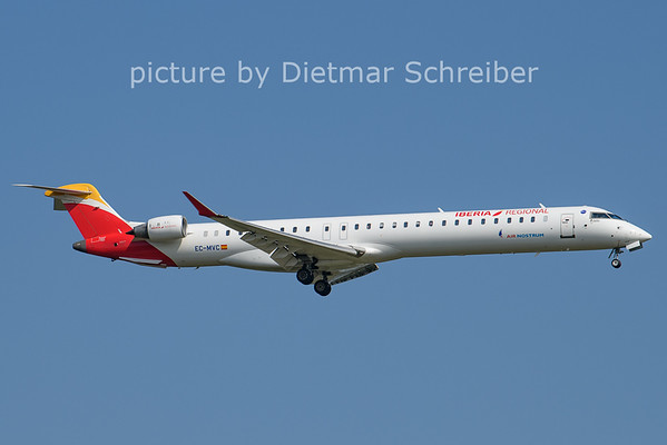 2021-07-22 EC-MVC Regionaljet 1000 Iberia Regional