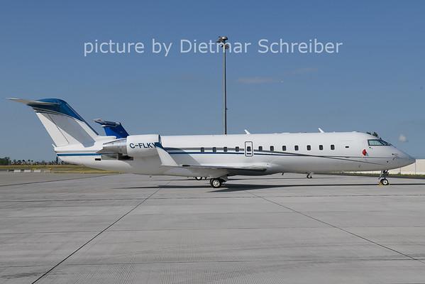 2021-06-22 C-FLKY Regionaljet 850