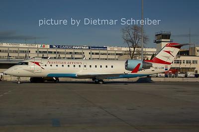 2006-12-13 OE-LCM Regionaljet Austrian Arrows