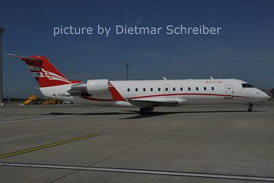 2011-06-16 4L-TGB Regionaljet 200 Air Zena