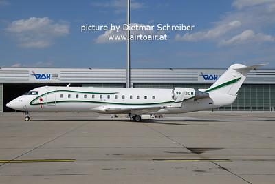2021-08-20 9H-DOM Regionaljet 850 Air X