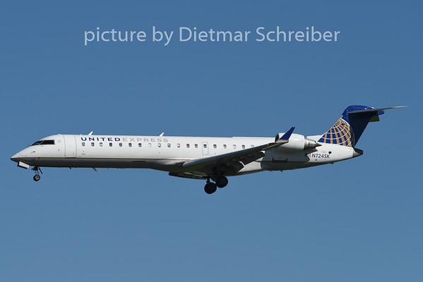 2015-02-13 N724SK Regionaljet 700 United Express