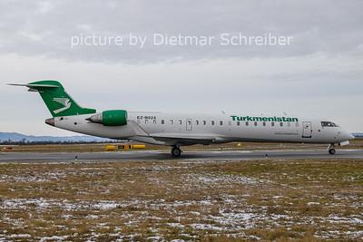 2021-01-19 EZ-B024 CRJ700 Turkmenistan