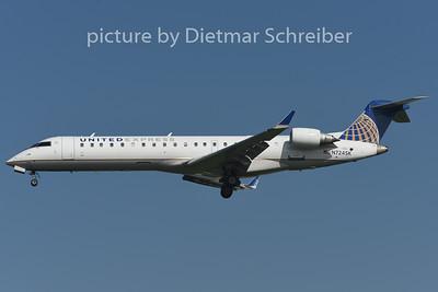 2015-02-05 N724SK Regionaljet 700 United Express