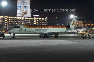 2011-08-18 EC-JYA Regionaljet 900 Air Nostrum