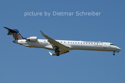 2021-07-21 D-ACNJ Regionaljet 900 Lufthansa